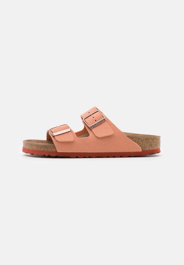ARIZONA EARTHY VEGAN - Mules - faded rust