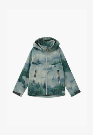 VILD UNISEX - Soft shell jacket - greyish green