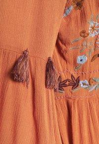 YAS - YASCHELLA TUNIC  - Day dress - autumn leaf - 2