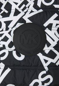 Michael Kors - PUFFER BASEBALL - Bomber Jacket - black - 2