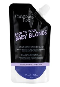 Christophe Robin - BACK TO YOUR BABY BLONDE - Hair set - - - 2