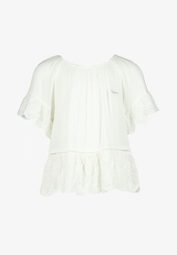 LEVINA - Blouse - real white