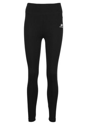 Leggings - Trousers - bk black
