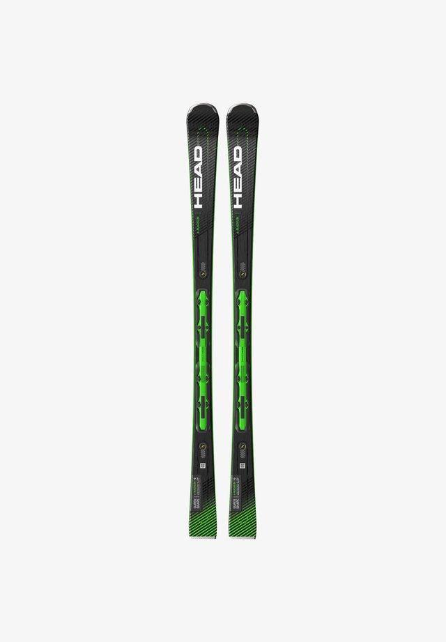 Skiing - schwarz/rot