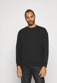 YOURTURN - UNISEX - Sweater - black - 0