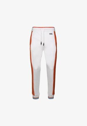 UMLB-PETER-SP - Tracksuit bottoms - white