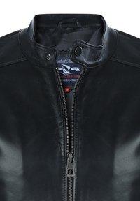 Giorgio Di Mare - Leather jacket - black - 2