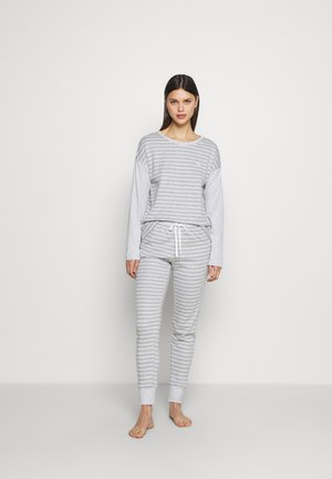 LONG - Pyjamas - grey