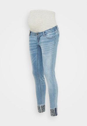 MLMOSS SLIM  - Slim fit jeans - light blue denim
