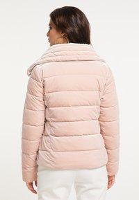 faina - Winter jacket - hellrosa - 2