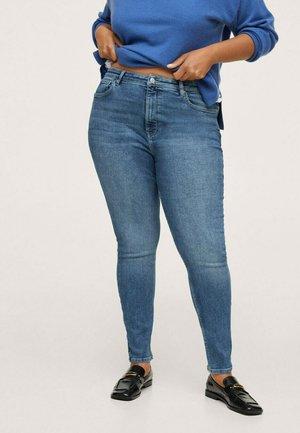 SOHO - Jeans Skinny Fit - middenblauw