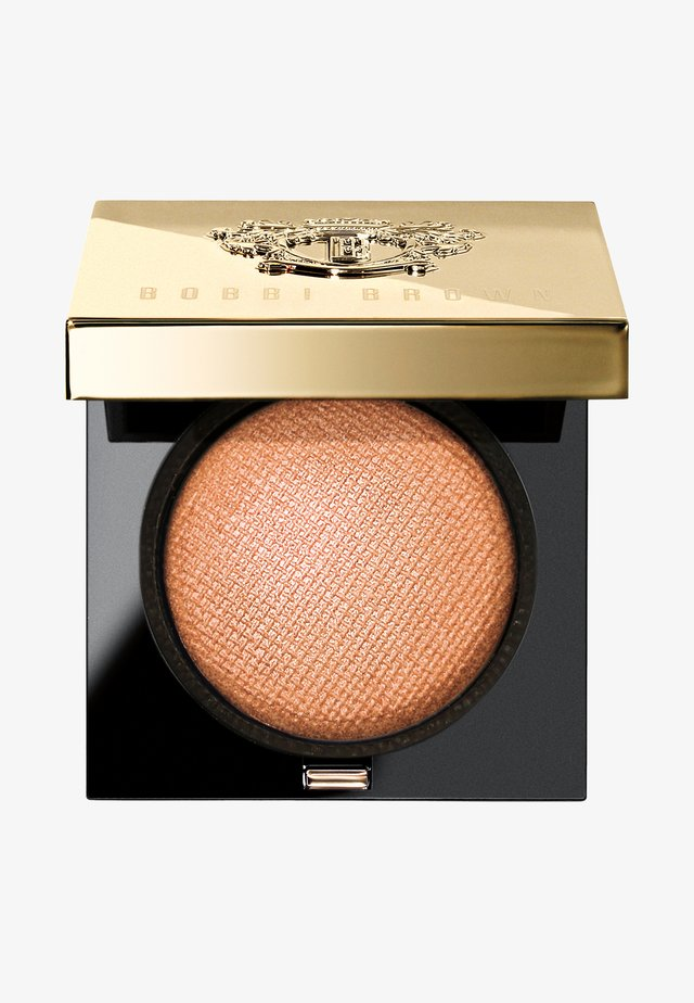 LUXE EYESHADOW RICH METAL - Oogschaduw - heat ray