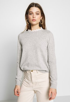 JDYCADDY  - Jumper - light grey melange