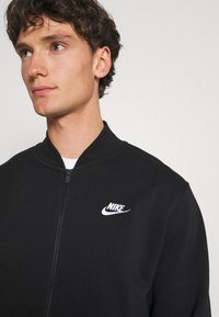 Nike Sportswear - M NSW CLUB - Collegetakki - black/white - 3