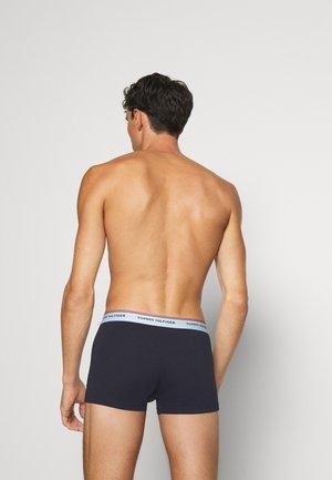 TRUNK 3 PACK - Pants - dark blue