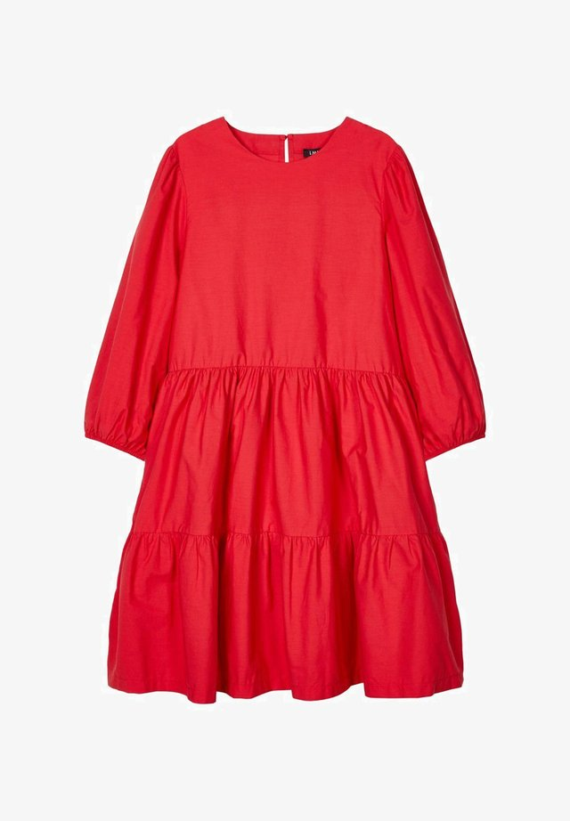 Day dress - tomato puree