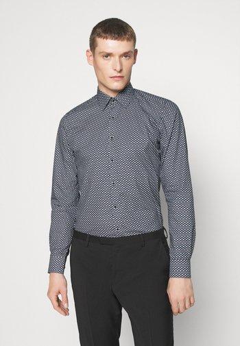 Košile - black/blue