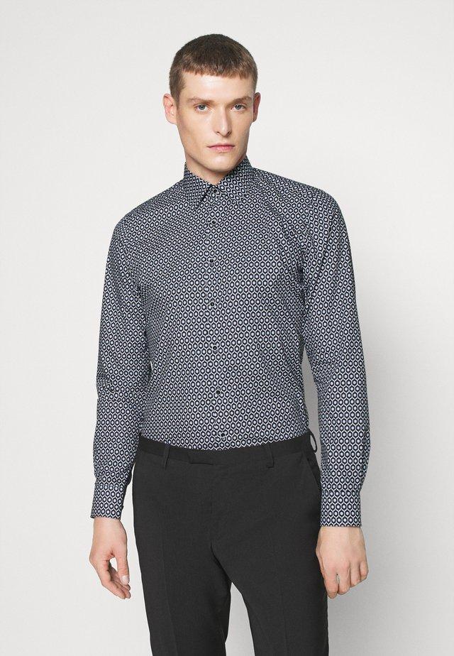 Overhemd - black/blue