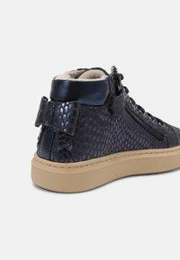 Friboo - LEATHER - Zapatillas - dark blue - 6
