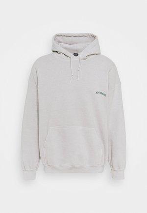 SKATE HOODIE UNISEX - Sweatshirt - slate