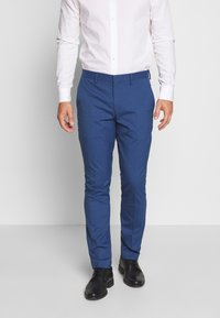 Selected Homme - SLHSLIM SUIT - Completo - estate blue - 4