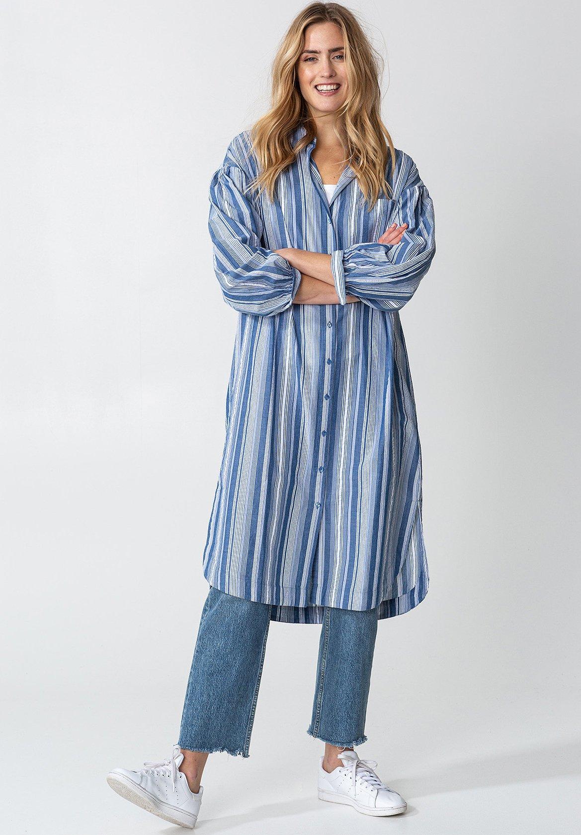Mujer KARIN - Vestido camisero
