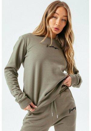 SIGNATURE - Sweatshirt - moss