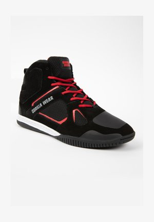 TROY  - Sneakers hoog - black