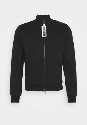 veste en sweat zippée - nero