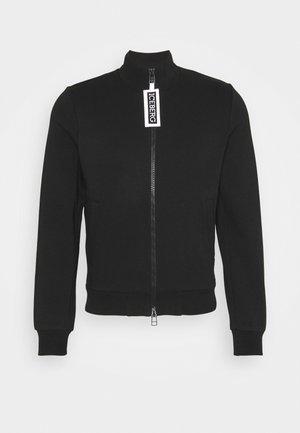 Bluza rozpinana - nero
