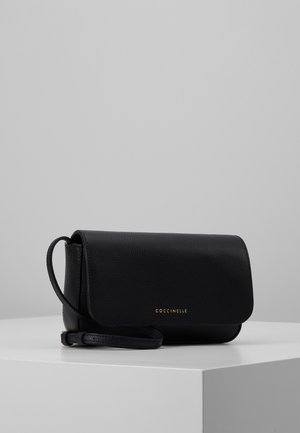 ANNETTA MINI BAG - Across body bag - noir