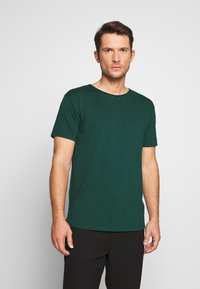 Scotch & Soda - WITH SUBTLE STYLING DETAILS - T-shirt basic - green smoke - 0