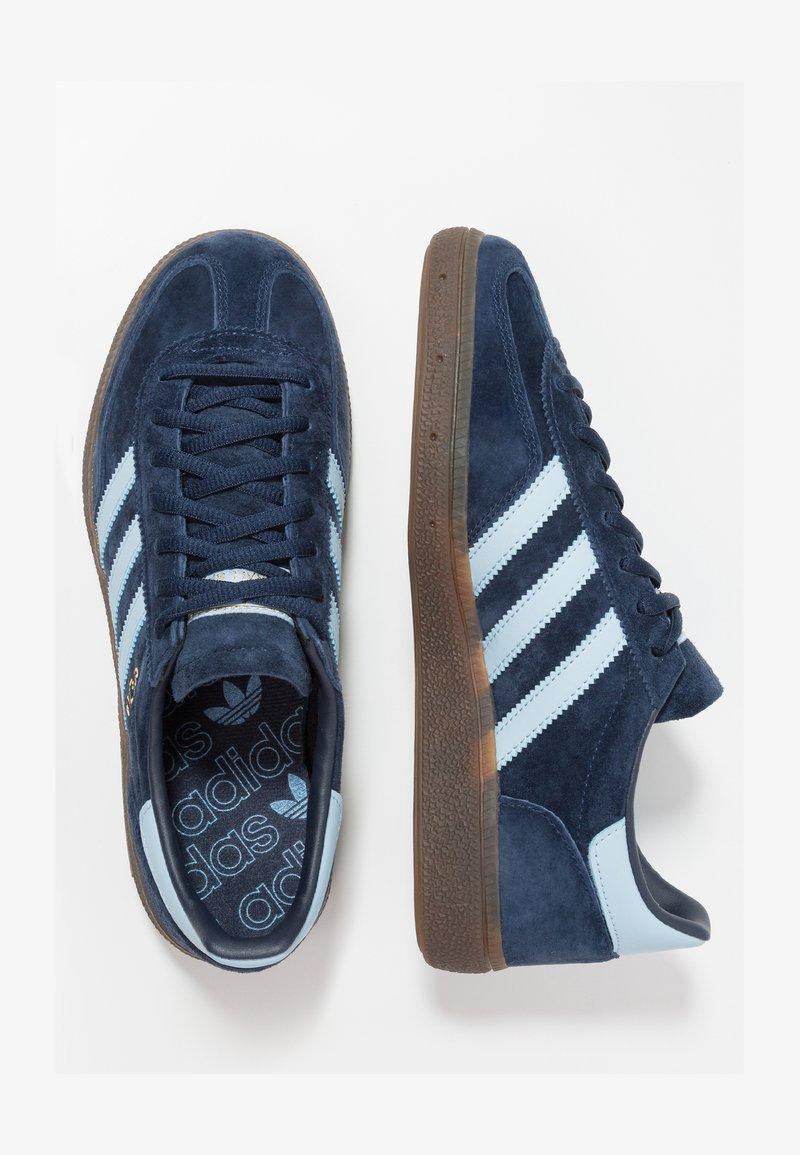Relacionado violencia lente  adidas Originals HANDBALL SPEZIAL - Baskets basses - collegiate navy/clear  sky/bleu marine - ZALANDO.FR