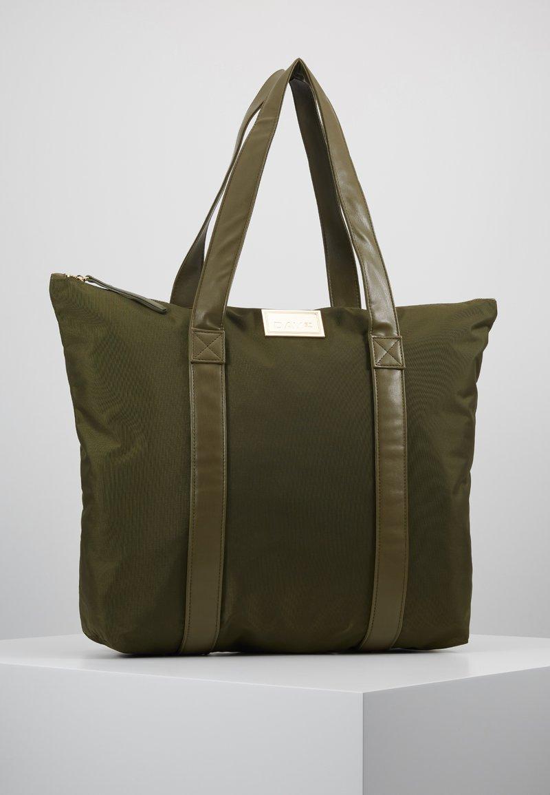 DAY Birger et Mikkelsen - LUXE - Shoppingveske - ivy green