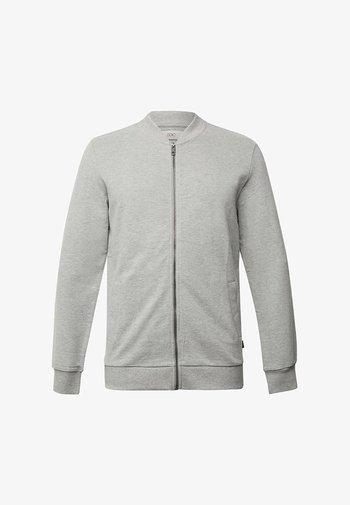 Bomber Jacket - medium grey