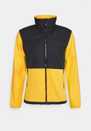 BACTON UNISEX - Giacca in pile - yellow
