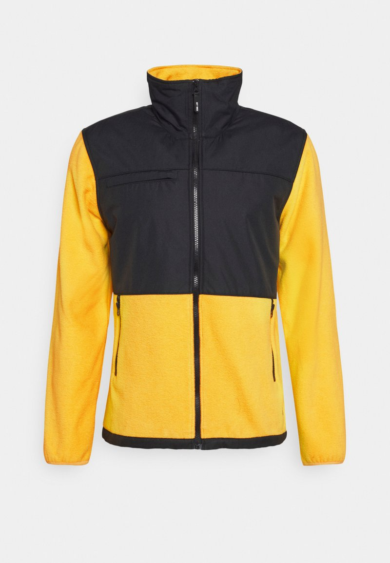 INDICODE JEANS - BACTON UNISEX - Fleece jacket - yellow