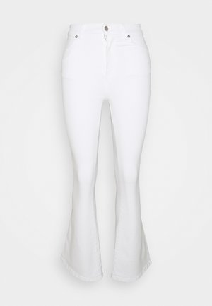 MOXY - Flared jeans - off-white