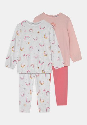 GIRL 2 PACK  - Pyjamas - crystal pink