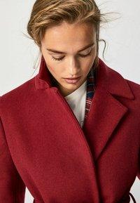 Pepe Jeans - MICA - Classic coat - red - 4