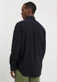 GANT - THE BROADCLOTH - Shirt - black - 2