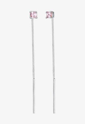 CLASSIC LOOK - Earrings - silber