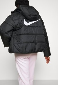 Nike Sportswear - CLASSIC - Winter jacket - black/white - 5