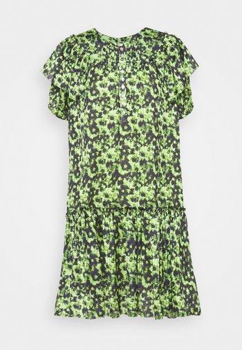 CARLSON DRESS - Shirt dress - green