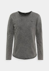 Tigha - MILO SPRAY  - Long sleeved top - vintage stone grey - 0