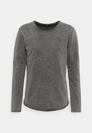 MILO SPRAY  - Long sleeved top - vintage stone grey