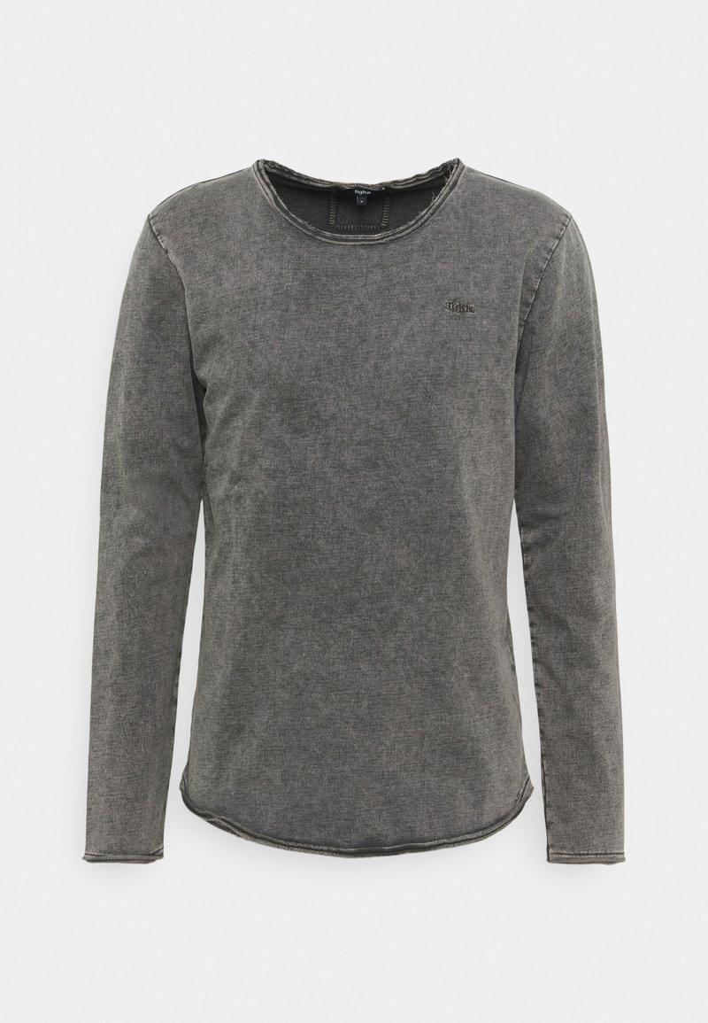 Tigha - MILO SPRAY  - Long sleeved top - vintage stone grey