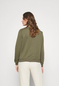 ONLY - ONLJOYCE O-NECK  - Sweatshirt - khaki - 2