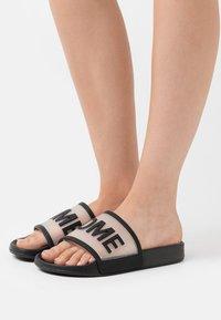 Even&Odd - Slippers - black - 0