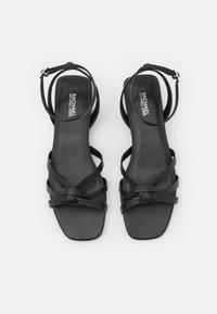 MICHAEL Michael Kors - BRINKLEY  - Sandals - black - 4